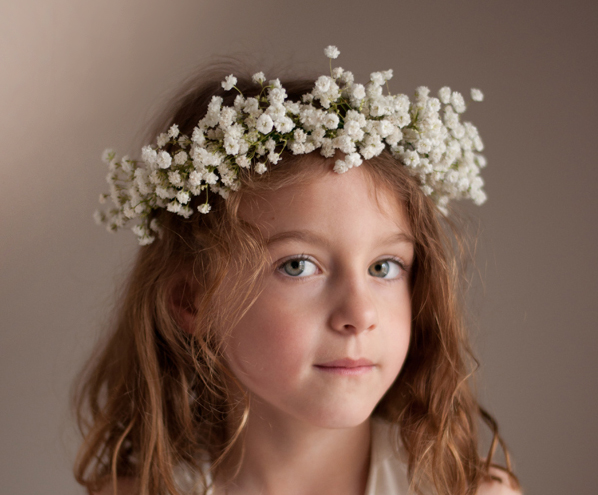 Classic Baby's Breath crown flora-design-lessons-classes-school-complete-training-wedding-bouquets-corsages-boutonnieres-large-scale-decor-funeral-flowers-corporate-events