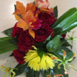 tropical-flower-arrangement